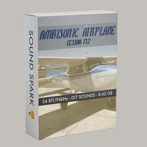 Ambisonic Airplane