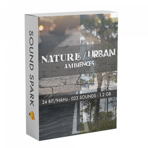 Nature and Urban Ambiences