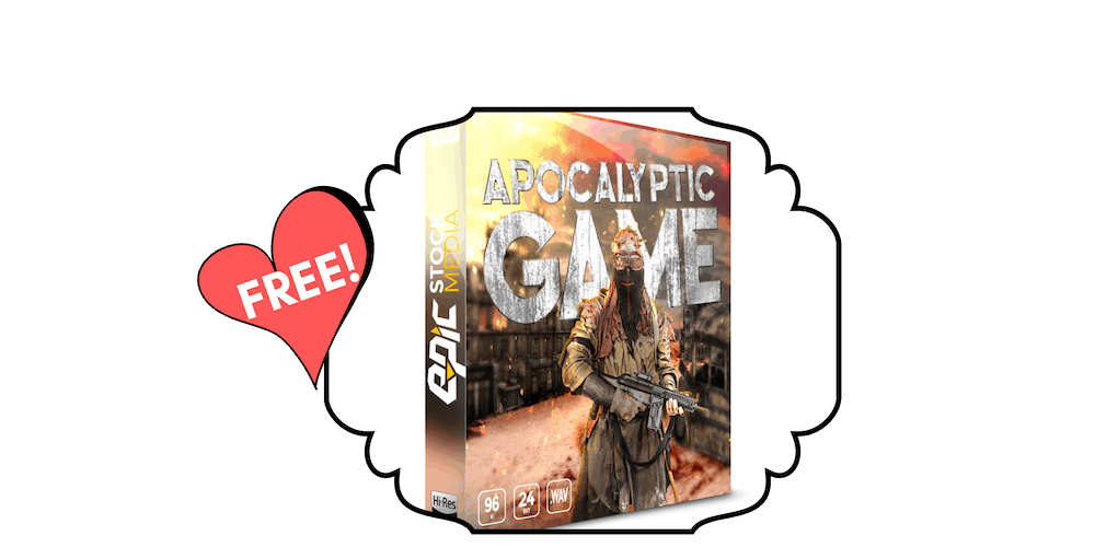Epic Stock Media Apocalyptic Game User Interface Game Sound Effects Free Download