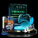 sound design starter kit with epic movie trailer