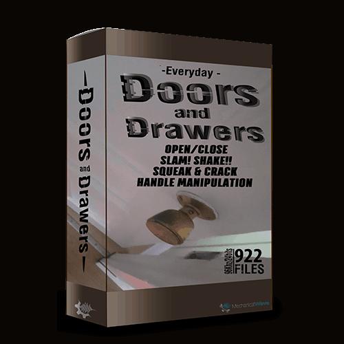 Doors Drawers