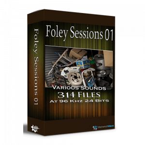 Foley Sessions 1