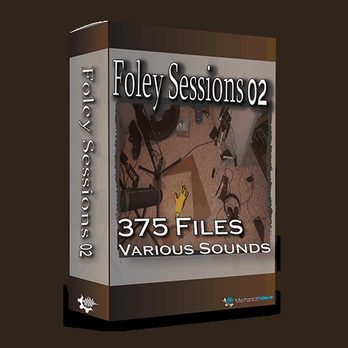 Foley Sessions 2