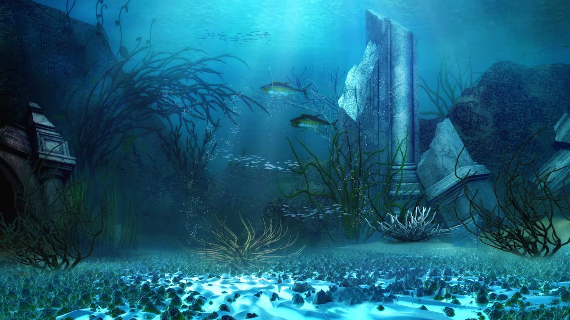 Ocean Game - Underwater Adventure Game Sound Effects Library