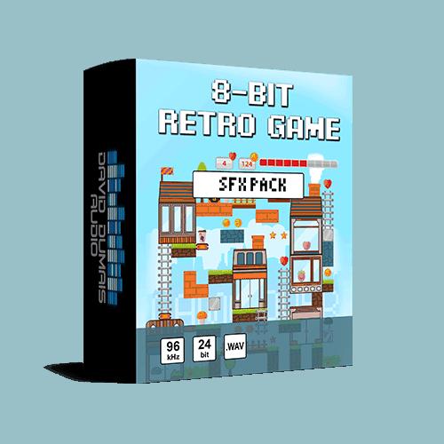 8bit-retro-game