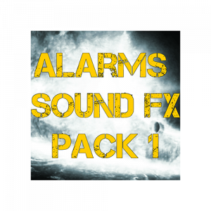 ALARM sound effects