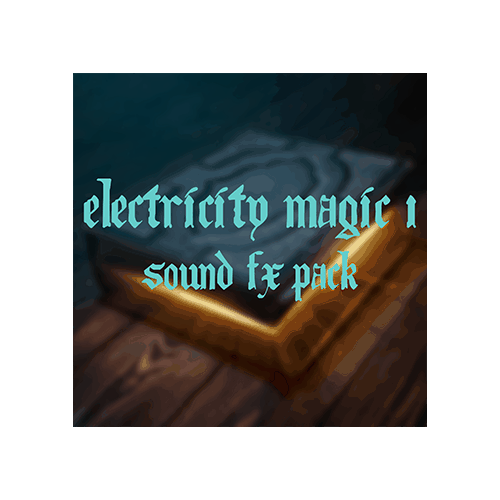 Electricity Magic SFX