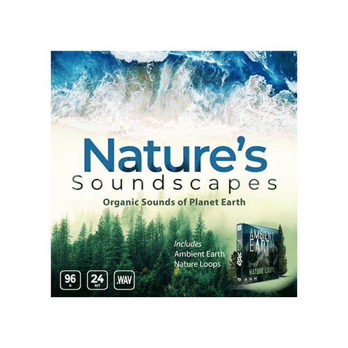 Nature's Soundscapes - Organic Sounds of Planet Earth - Epic Stock Media