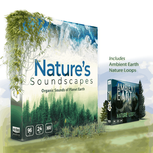 Nature's Soundscapes - Organic Sounds of Planet Earth