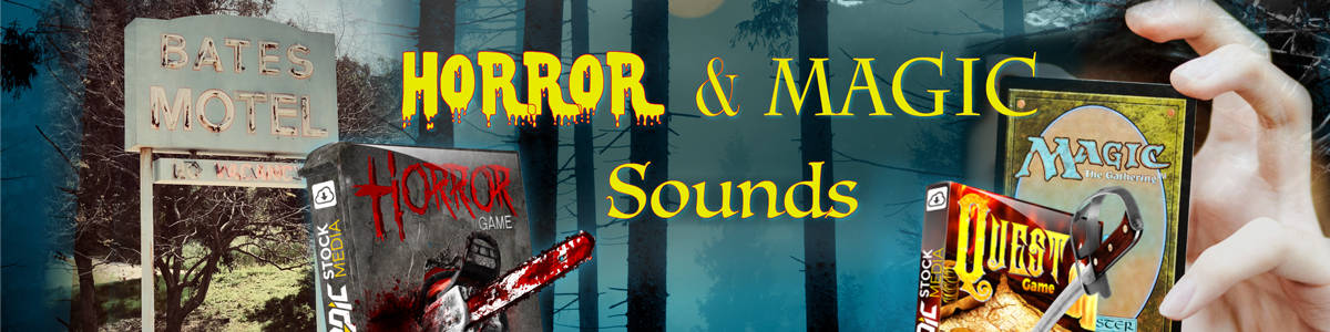 horror sound effects magic sounds