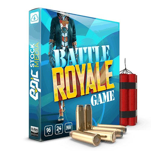 Battle Royale Game - FPS Action Adventure Sound Effects
