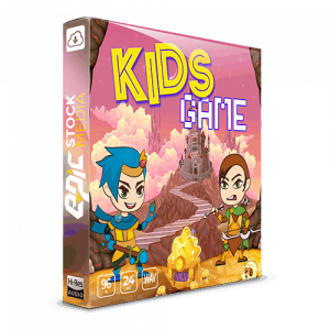 Kids Game - Cute Fun Light Sound Effects for Games