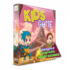 Kids Game Sound Effects Update