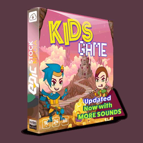 Kids Game Sound Effects Update