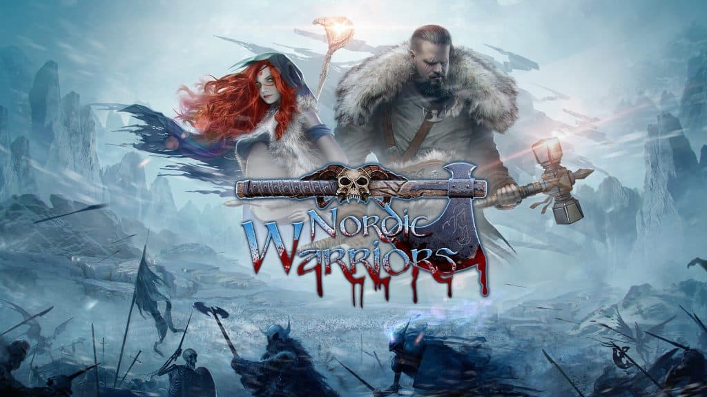 Nordic Warriors Game Characters