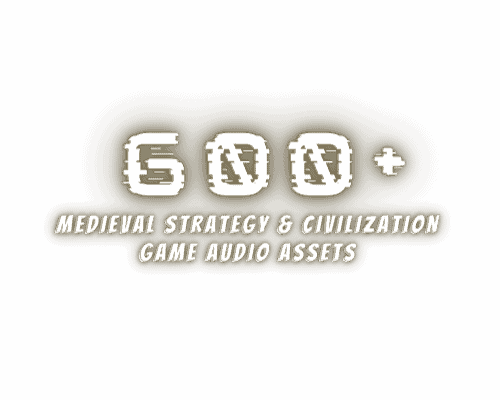 Game Audio Sound Effects Library Epic Stock Media Magic Fantasy RTS Music RPG