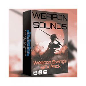 Weapon Sounds Swings SFX