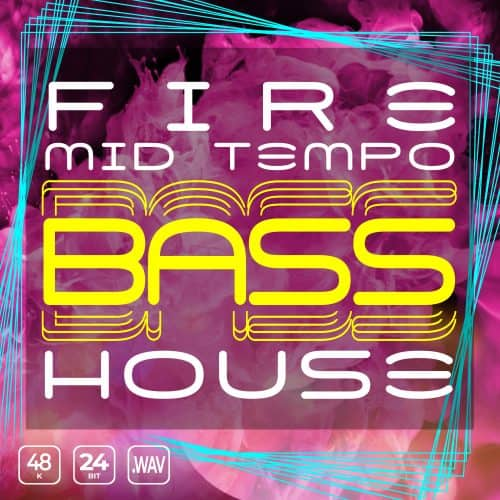 Fire Mid Tempo Bass House Cover Image