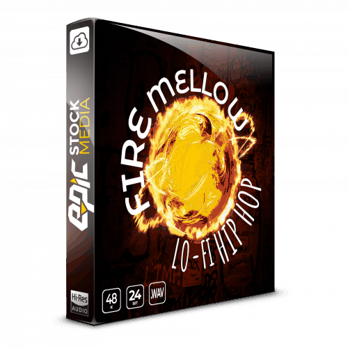Fire Mellow Lo-fi Hip Hop Box Image