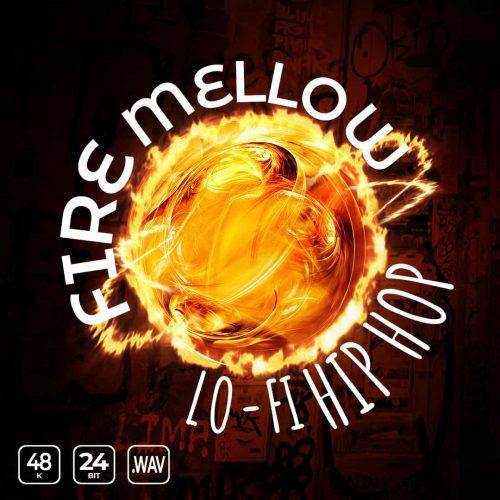 Fire Mellow Lo-fi Hip Hop Cover Image