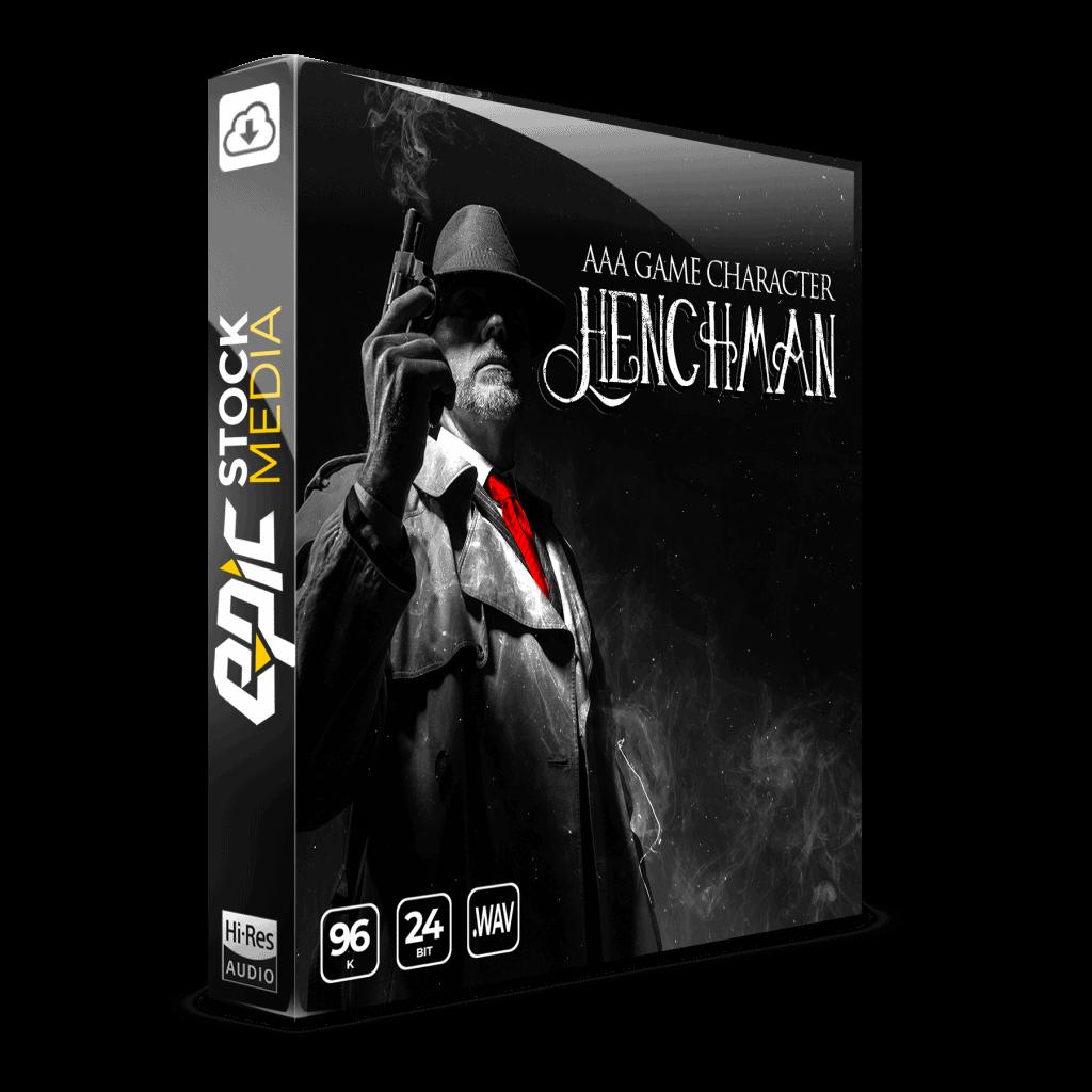 AAA Game Character Henchman Box Image