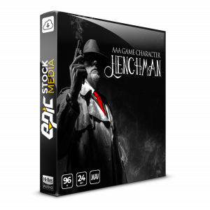 AAA Game Character Henchman Box Image