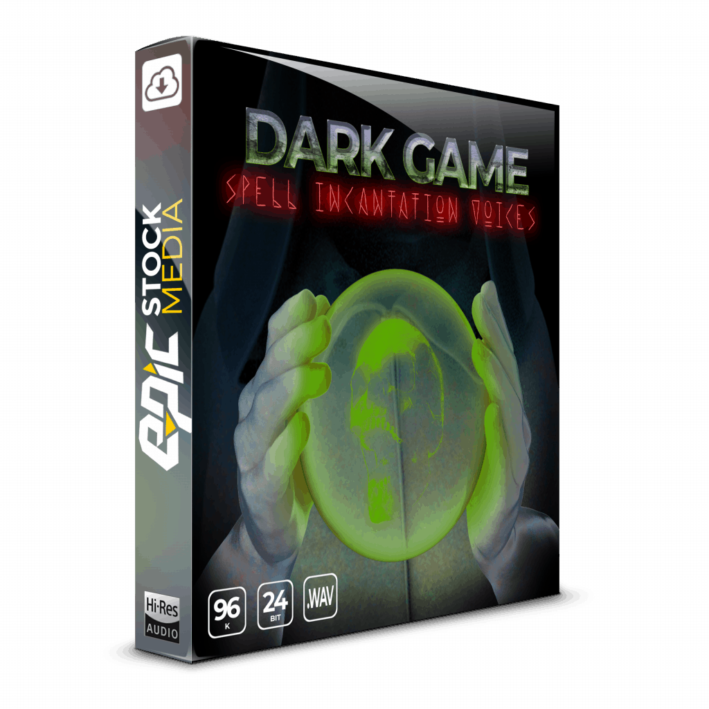 Dark Game Spell Incantation Voices Box Image