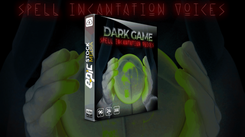 ark Game Spell Incantation Voices Cover Box Image