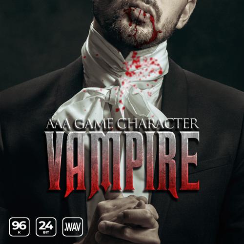Vampire Voiceover phrases