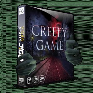 Creepy Game Musical Loops & SFX Image
