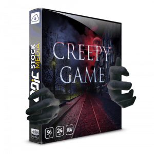 Creepy Game Musical Loops & SFX Image