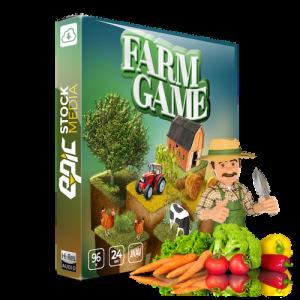 farming simulation sound effects - epic stock media