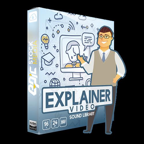 Explainer Video Sound Kit